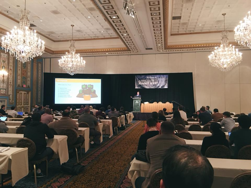 Wickfire CEO Chet Hall Gives Top Presentation at ASW